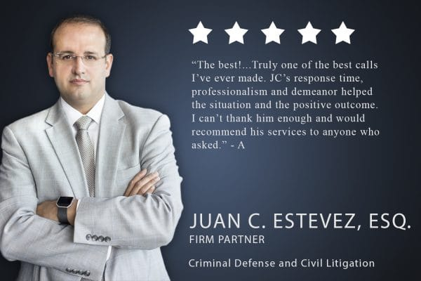 Juan C. Estevez, Esq.